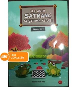 İlk Adım Satranç Alıştırma Kitabı