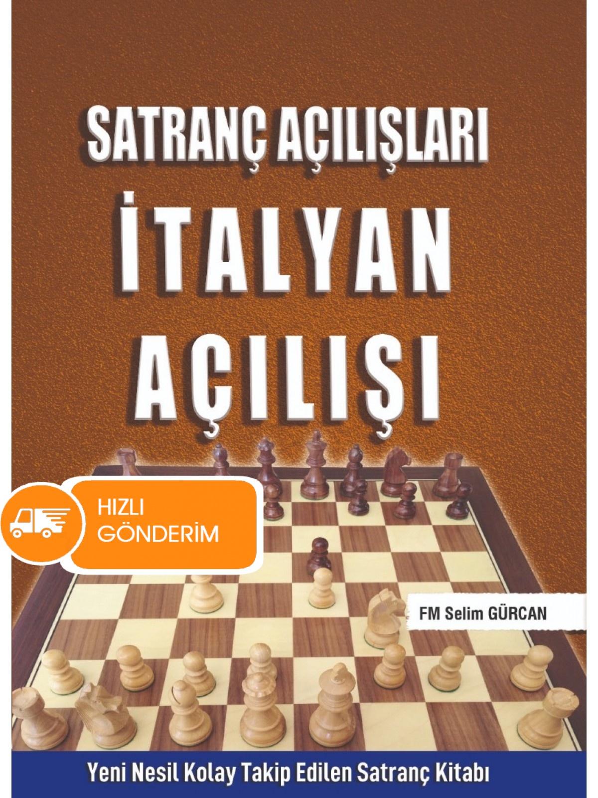 Satranç Açılışları - İtalyan Açılışı