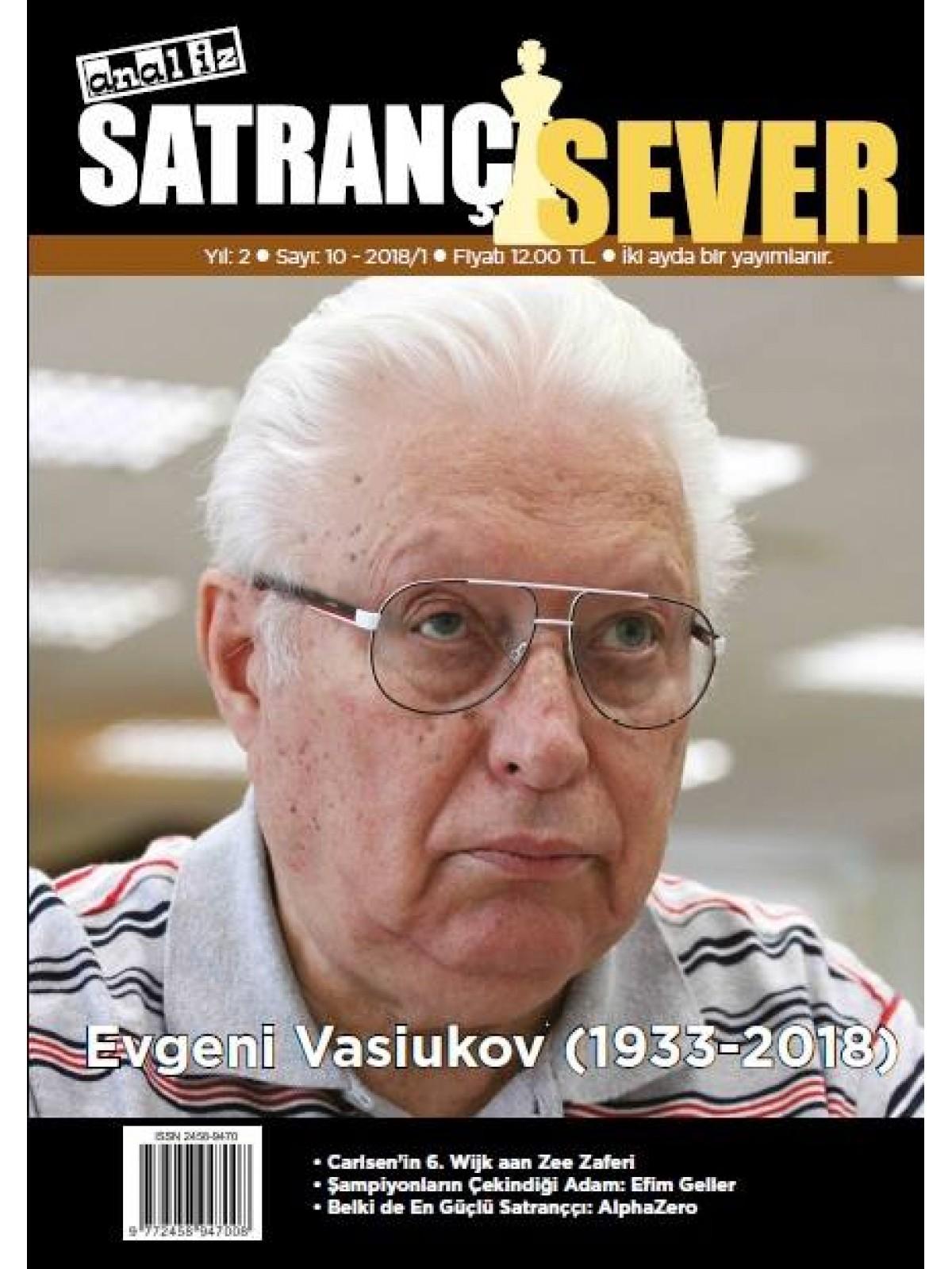 Satrançsever Dergisi Sayı - 10