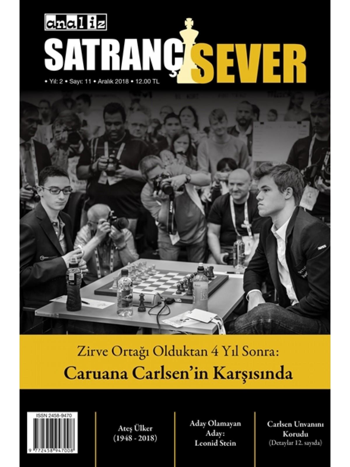 Satrançsever Dergisi Sayı - 11