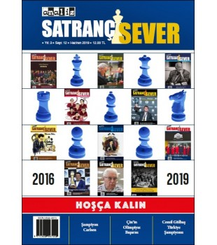 Satrançsever Dergisi Sayı - 12