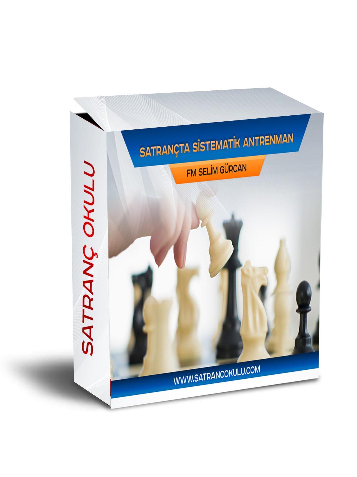 Satrançta Sistematik Antrenman (Öde ve İndir)