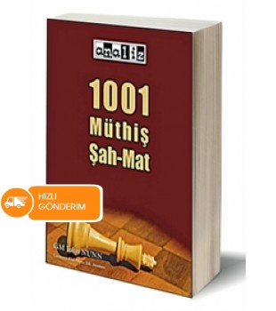 1001 Müthiş Şah Mat (2. el)