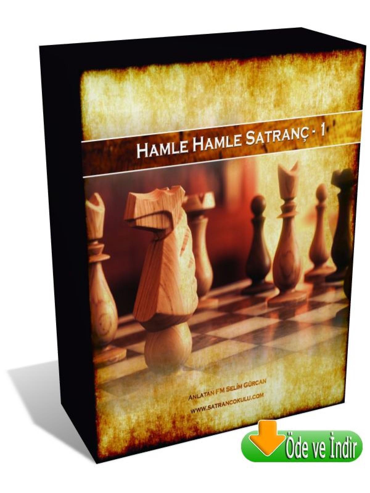 Hamle Hamle Satranç - 1 (Öde ve İndir)