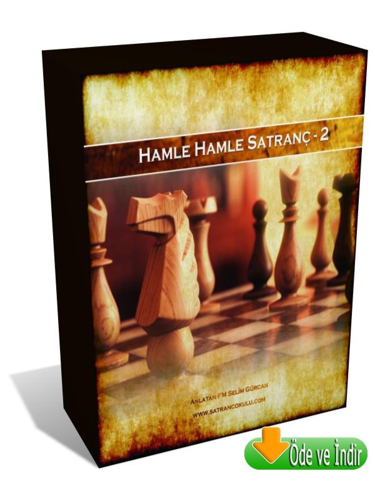 Hamle Hamle Satranç - 2 (Öde ve İndir)