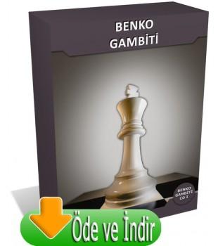 Benko Gambit (Öde ve İndir)