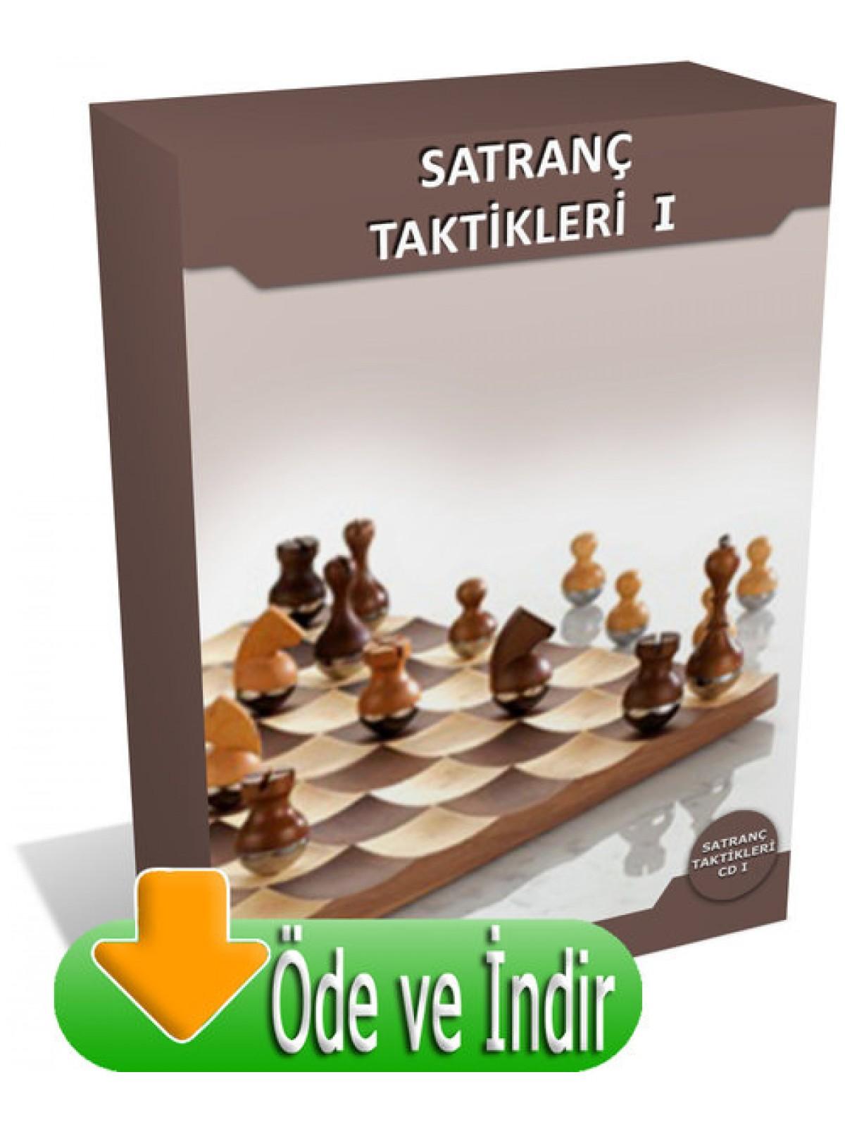 Satranç Taktikleri - 1 (Öde ve İndir)