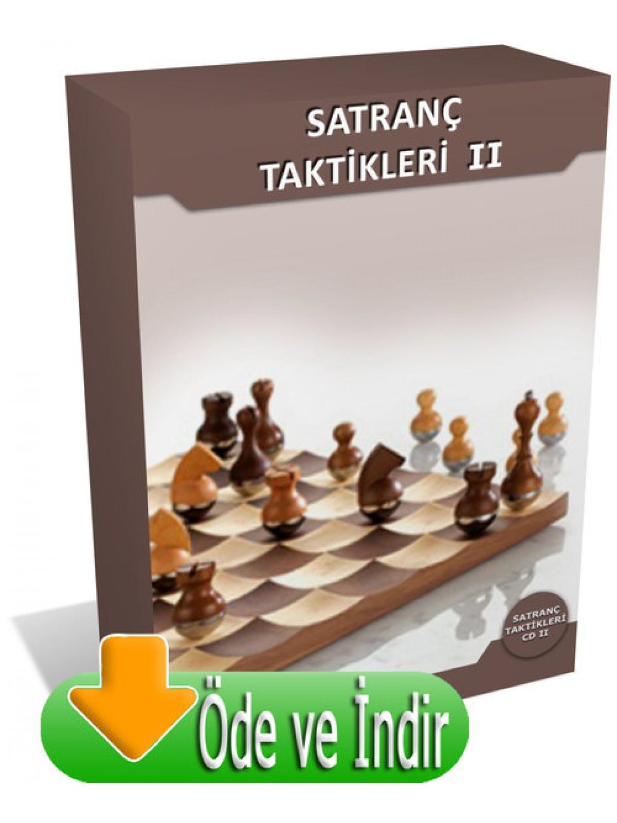 Satranç Taktikleri - 2 (Öde ve İndir)