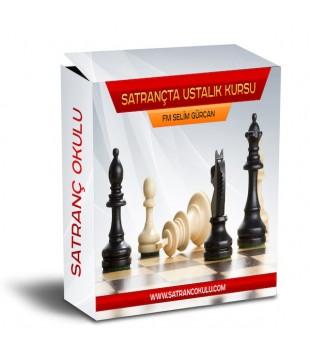 Satrançta Ustalık Kursu (Öde ve İndir) ve DAEM Chess Studio